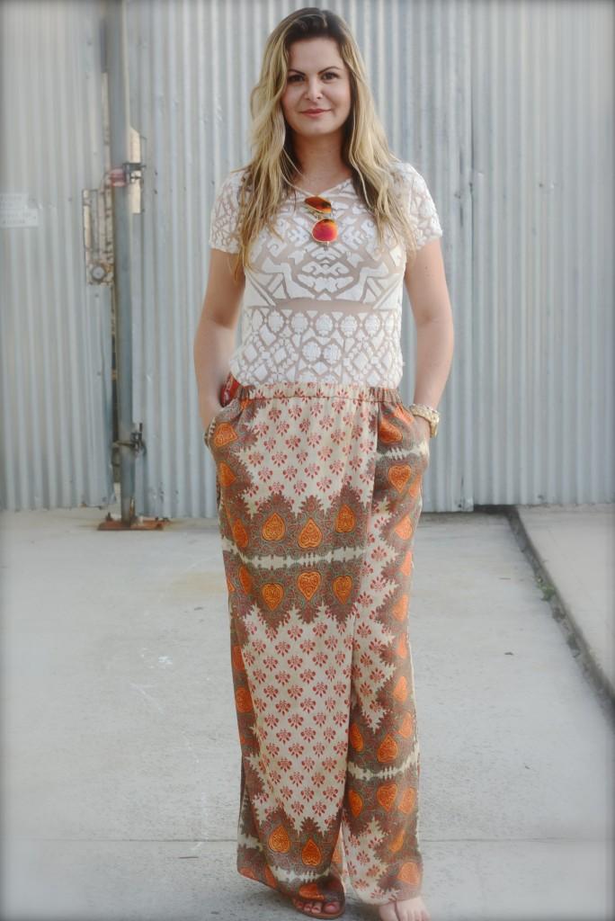 ethnic pants